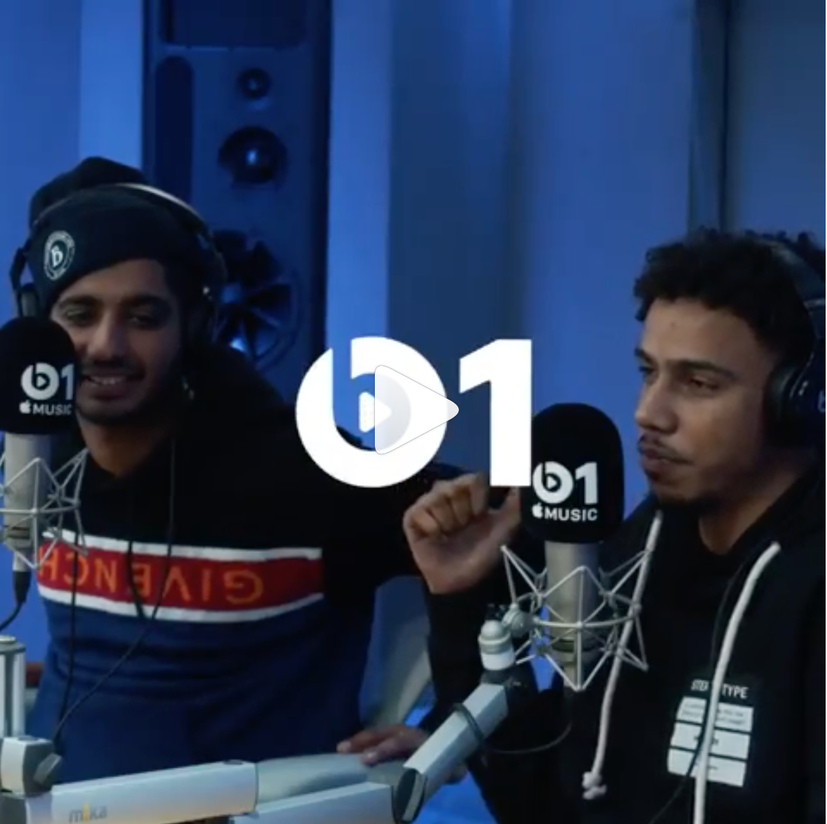 The Rap Show:- Charlie Sloth – Steel Bangelez & AJ Tracey