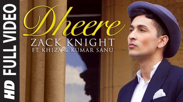 Zack Knight with 'Dheere'